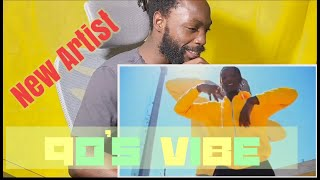 New Artist ( Kiren West)  Bring Back the 90'S VIBES | REACTION