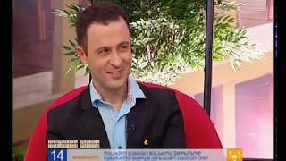 Giorgi Latso on Imedi TV - interview