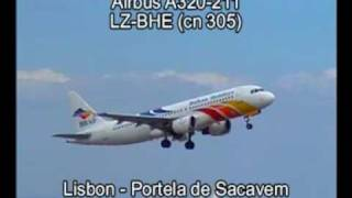 balkan holidays air airbus a320 211 lz bhe cn 305