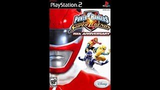 #throwback Power Rangers Super Legends (ps2 HD 60FPS)
