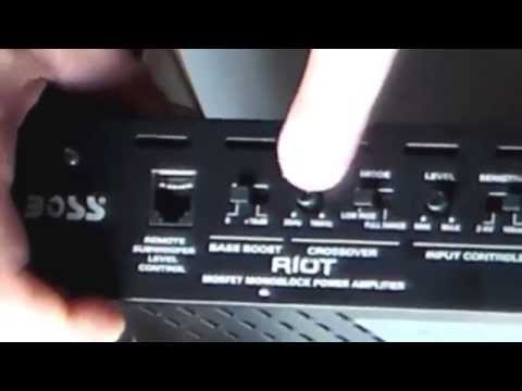 boss-audio-r1100m-riot-and-soundquest-sqk4anl-cca-4-gauge-wiring-kit-unboxing-and-review