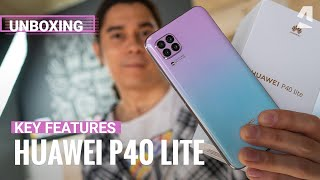 Huawei P40 Lite hands-on and unboxing