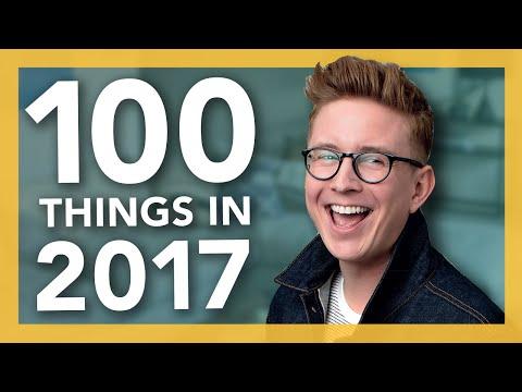100 Things We Did in 2017