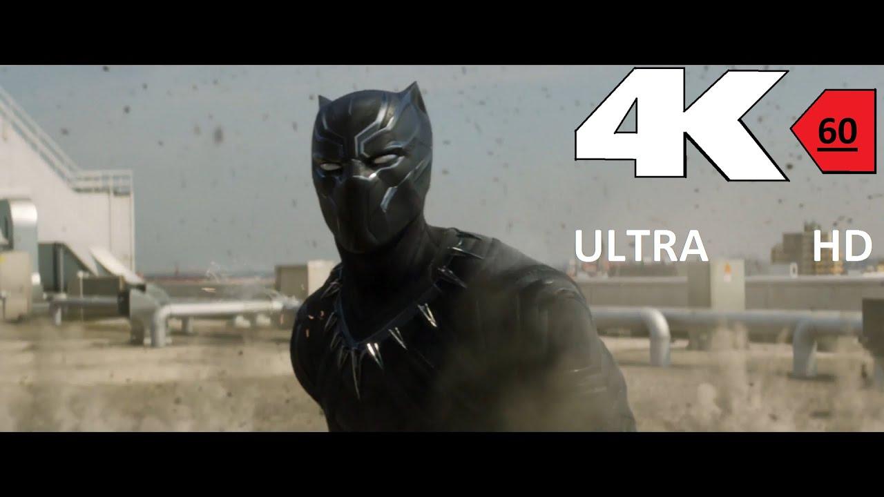 Captain America Civil War 4k: [4k][60FPS] CAPTAIN AMERICA CIVIL WAR Final Trailer 4K