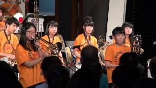 "Jive At Five / Basie / Harry ""Sweet"" Edison / BFJO2015 team Imaike"