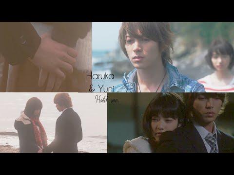 Haruka x Yuni | hold me;