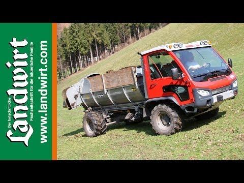Aebi VT450 Vario |landwirt.com