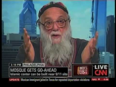 Waskow on CNN: mosque and cultural center in Lower Manhattan