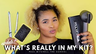 What's REALLY In My Paul Mitchell Cosmetology Kit?! // Mia's Mane