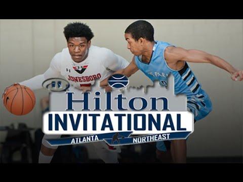 Hilton Invitational: Covenant Christian Academy (GA) vs Montrose Christian School (MD)