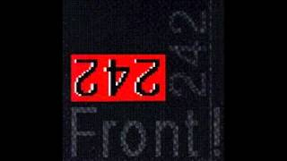 Front 242 - Front by Front - 01 - Until Death (Us Do Part)