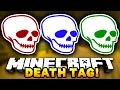 Minecraft DEATH TAG! #4 (Funny Mini-Game!) - w/ Preston, JeromeASF & Choco