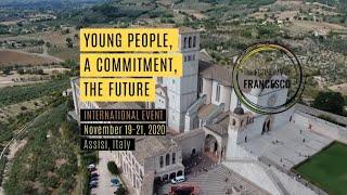 Papa Franjo mladima: Dotaknite duše svojih gradova Isusovim pogledom!