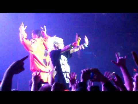 Die Antwoord @ The Rave in Milwaukee