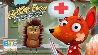 Little Fox Animal Doctor App for Kids