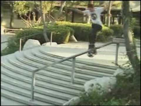 Rise against-Voices off camera-skate video-Jon Allie