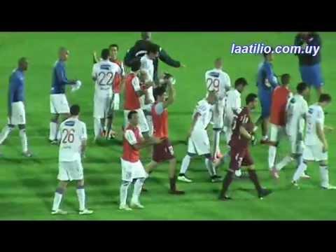 Nacional 1-0 Peñarol,