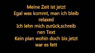 Cro Meine Zeit (Lyrics)