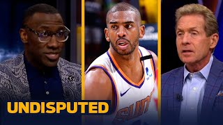 Skip & Shannon on how much the Suns' playoff run is enhancing Chris Paul's legacy | NBA | UNDISPUTED