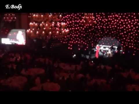Najwa Karam - Chou hal leileh -  La Cigale Hotel Doha 2012 Concert