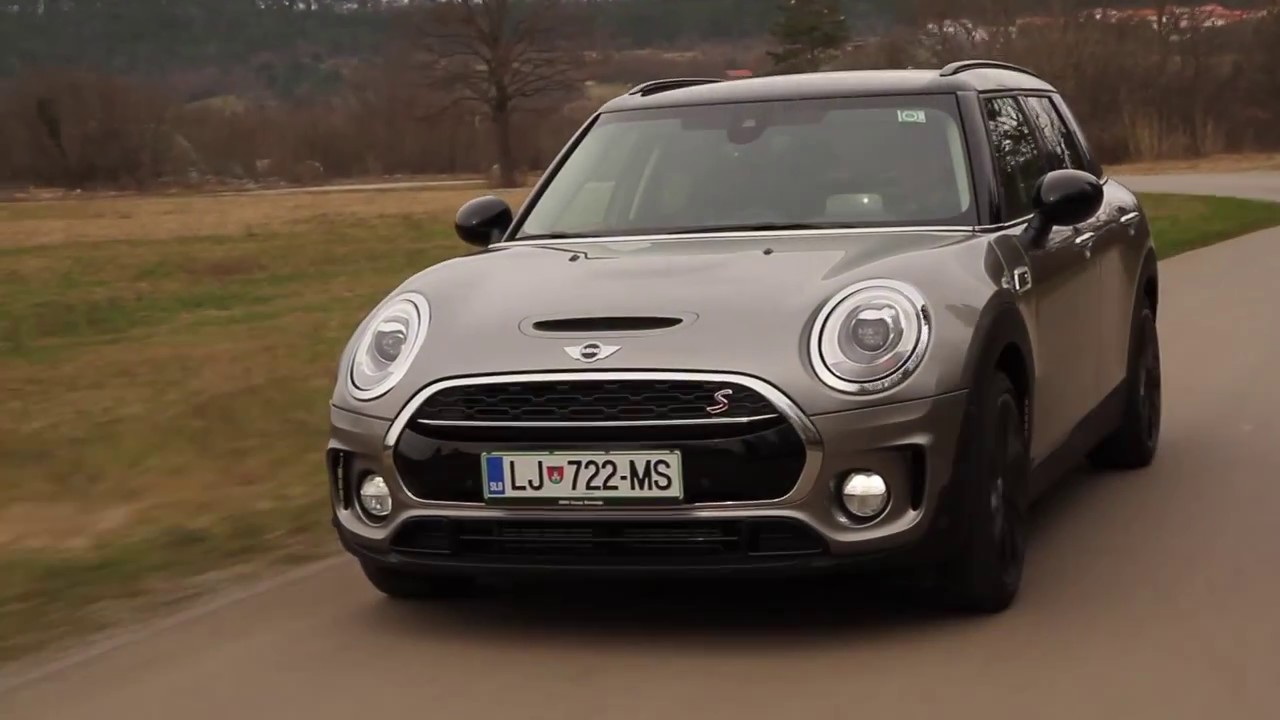 2017 Mini Clubman Cooper Sd Test Youtube