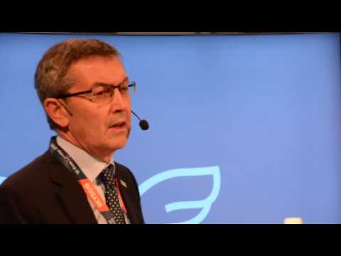 President of Euralarm, Enzo Peduzzi, on smart cities
