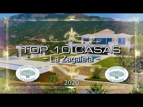 TOP 10 CASAS EN LA ZAGALETA (2020) *RESUBIDO* / Leer Descripción/ #LaZagaleta #Marbella #Benahavís