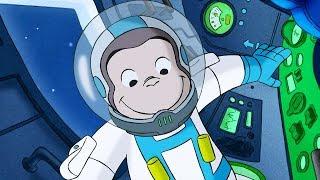好奇的喬治 🐵Curious George Chinese 🐵好奇猴喬治搭火箭 🐵第1季 🐵动画片 🐵卡通 🐵动画 🐵Cartoon 🐵Animation