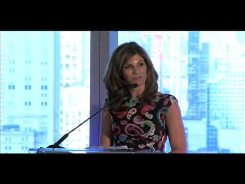 Jennifer Morgan, President, SAP North America speaks at NAF's Benefit