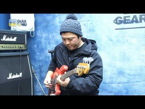 Fender Mexico Road Worn 60s Jazz Bass