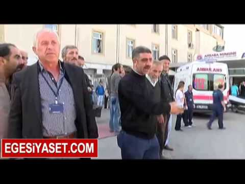 Ankara'da 2 Patlama! 86 Ölü, 186 Yaralı
