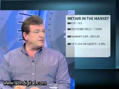 Metair Full Year Results with CEO Theo Loock
