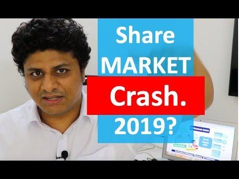 क्या २०१९ के Share Market Crash की शुरुवात आज से हो चुकी है?