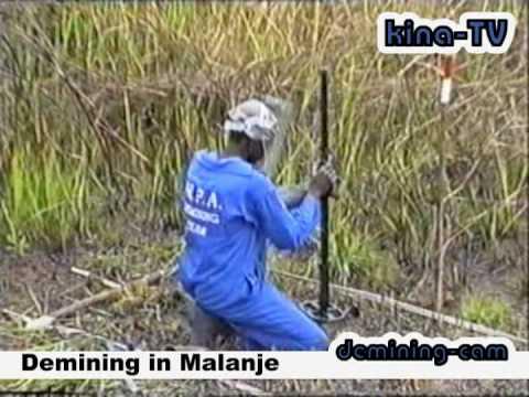 Demining in Malanje / Angola