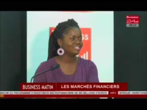 Business 24 / Business Matin  - Edition du Lundi 17 Juillet 2017 - A la Une  Les Marchés Financiers