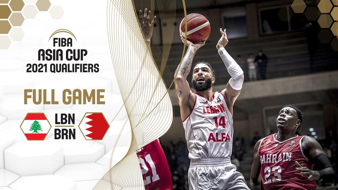 Download Lebanon v Bahrain - Full Game - FIBA Asia Cup 2021 Qualifiers