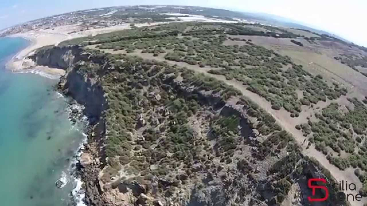 Sito archeologico di Kamarina By Sicilia Drone