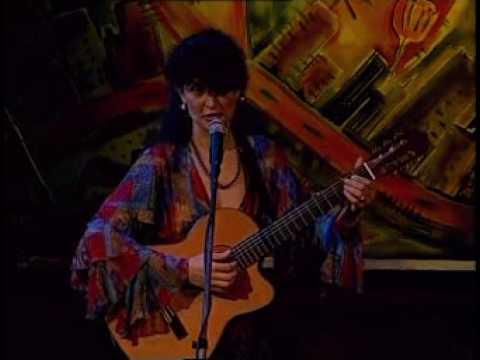 Cristina Marques live in dem Wilhelma Theater Stut...
