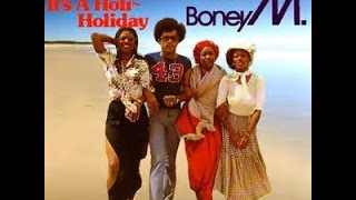Boney M ~ Hooray! Hooray! It