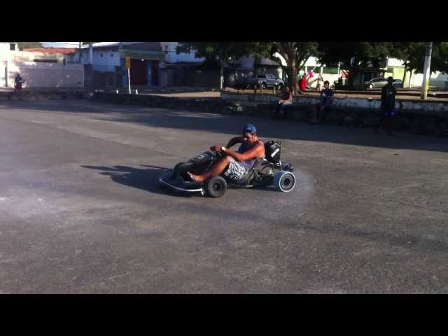 kart drifting Trike feira de santana Travel Video