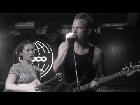 Jace Everett - Bad Things - live in Madrid