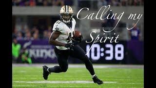 "Alvin Kamara ""Calling My Spirit"" Ultimate Saints Highlights (HD) Video"