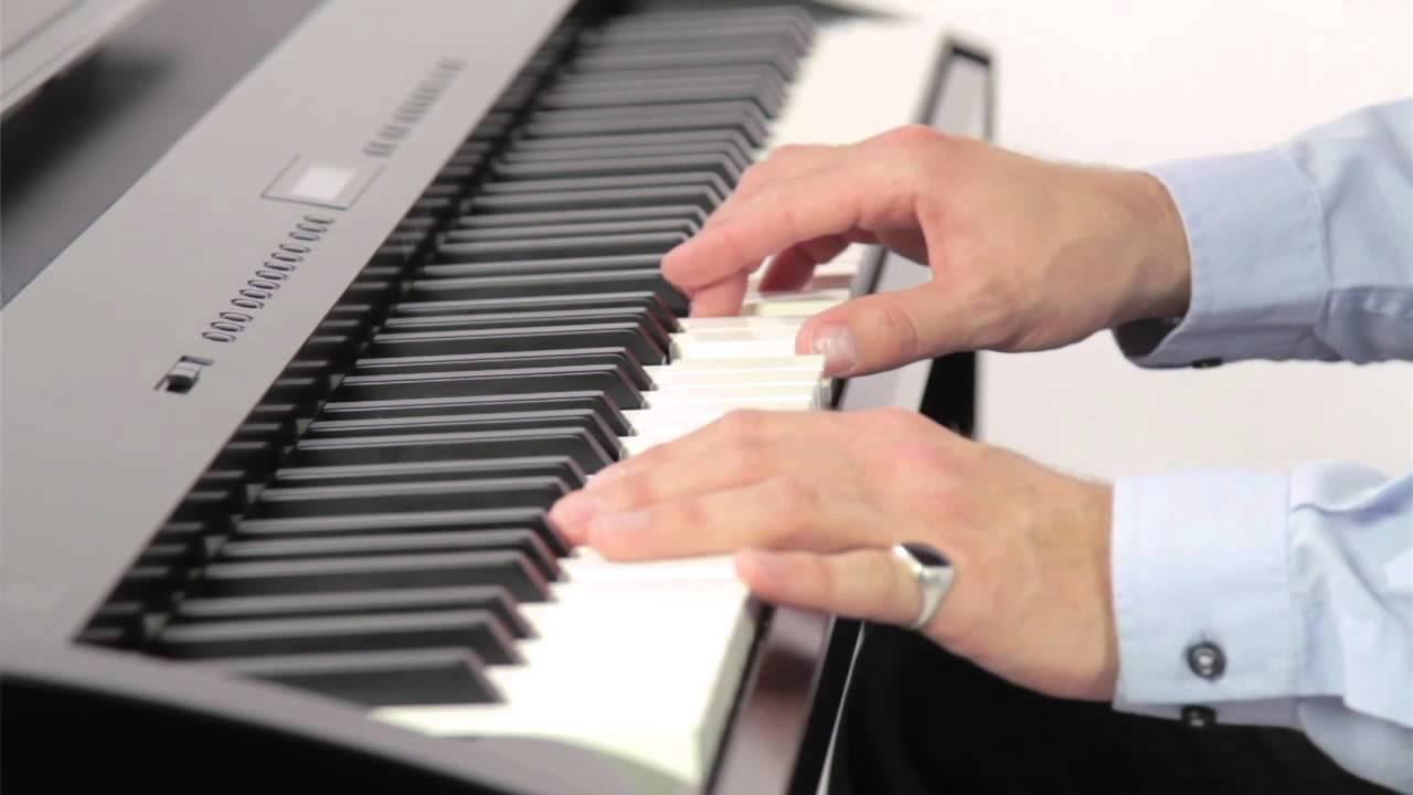 kawai es7 digital piano demo english youtube. Black Bedroom Furniture Sets. Home Design Ideas