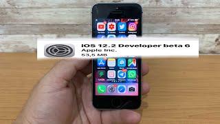 iOS 12.2 beta 6! Saiba oque mudou.