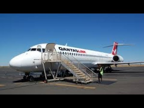 Qantas Capital Connect Review (Canberra-Sydney) – Boeing 717-200/Bombardier Dash 8 Q400