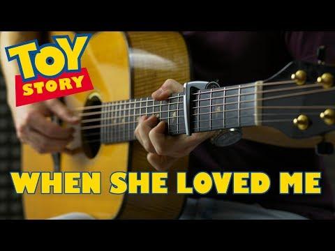 Toy Story - When She Loved Me - James Bartholomew