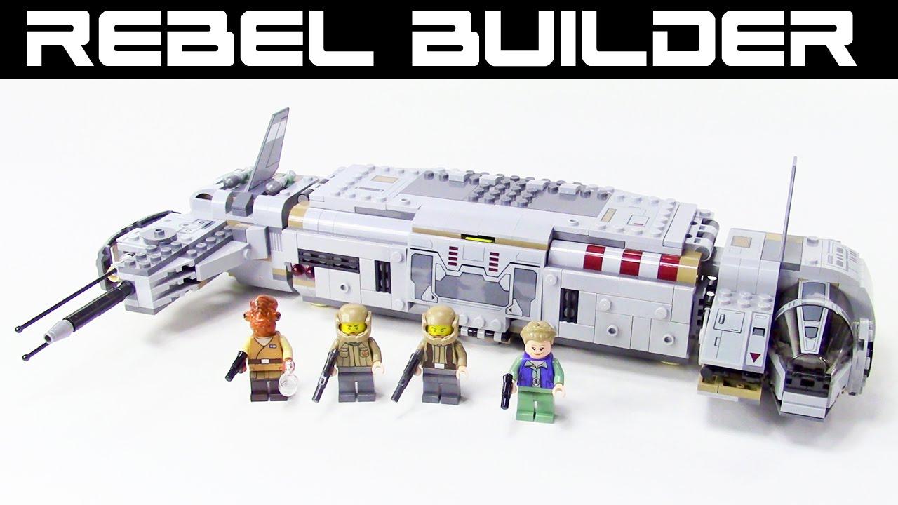 LEGO Bau- & Konstruktionsspielzeug LEGO Baukästen & Sets LEGO® Star Wars 75140 Resistance Troop Transporter