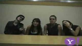 Kudai - Saludo a Fans desde Yahoo! México [2008]