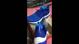 Unboxing Fake Nike Air Presto Blue Shoe from SnapDeal