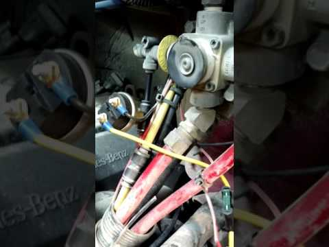 04 Freightliner M2 electric trailer brake switch - YouTube